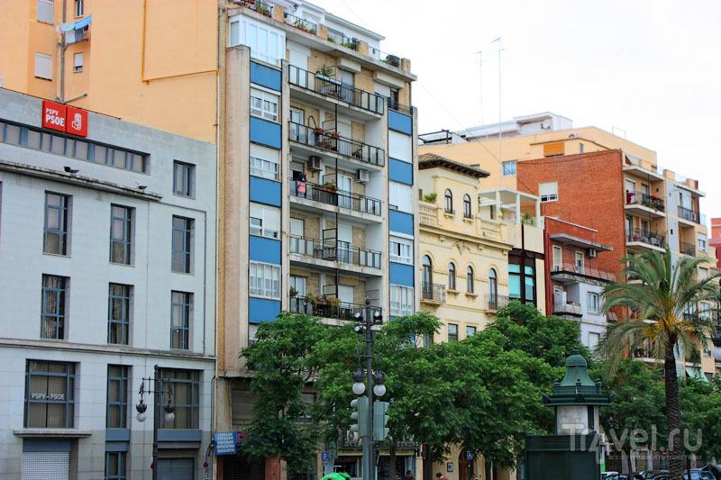 Дома в Валенсии, Испания / Фото из Испании