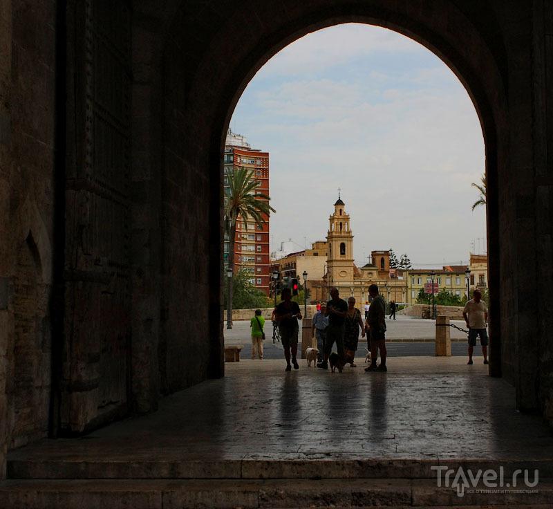 Разнообразная архитектура Валенсии, Испания / Фото из Испании