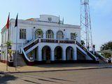 Здание горсовета / Мозамбик