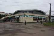Центральный вокзал Таллина / Эстония