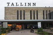 Главное здание вокзала / Эстония
