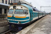Дизельный локомотив / Эстония