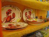 Тарелки для морепродуктов / Греция