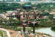Строительство новых объектов / Сингапур