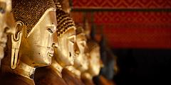 В азии трепетно относятся к будде