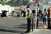 Полицейский в английском стиле / Гибралтар (Брит.)