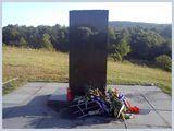 Памятник павшим героям / Хорватия