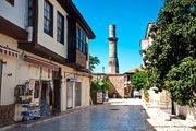 Срезанный минарет / Турция