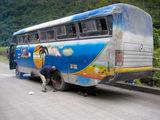 Ремонт автобуса / Боливия