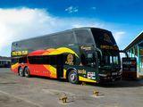 Автобус компании Cruz Del Sur - Servicio Cruzero / Боливия