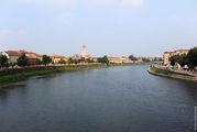 Река Адидже / Италия