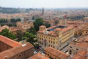 Крыши Вероны / Италия