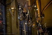 Светильники в интерьере / Испания