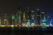 Деловой район Дохи / Катар