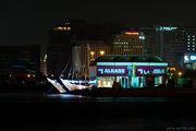Спортивное сооружение на набережной / Катар