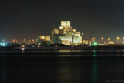Здание музея исламского искусства / Катар