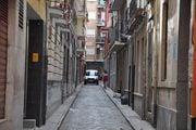 Севилья. Движение в центре / Испания