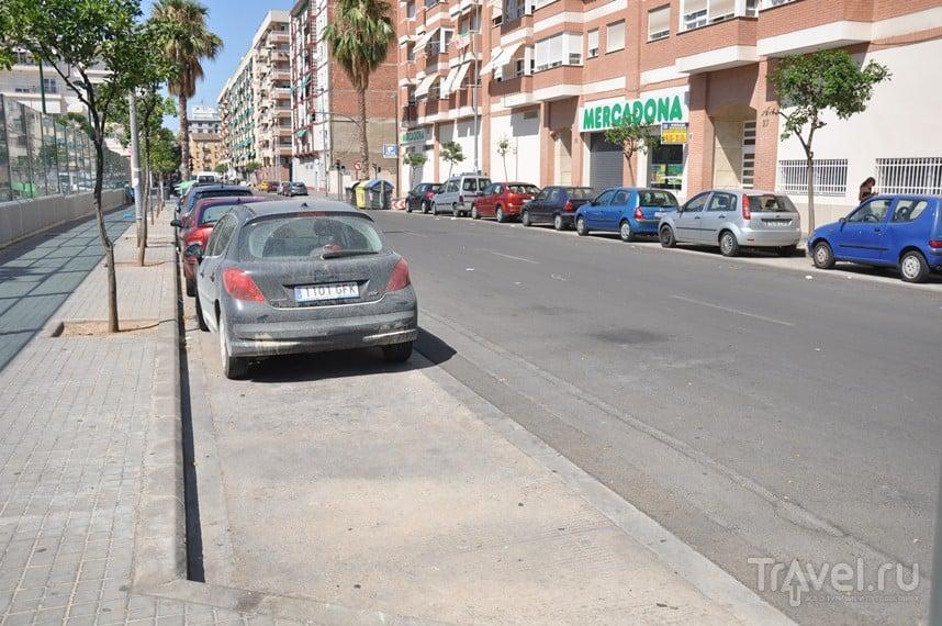 Парковки в Барселоне - Путеводитель по Испании