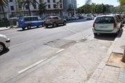 Обозначение бесплатной парковки / Испания