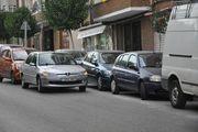 Парковка в два ряда / Испания
