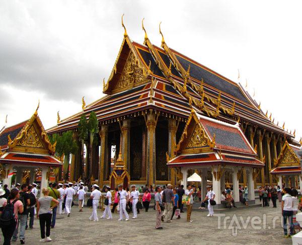 Храм Изумрудного Будды в Бангкоке, Таиланд / Фото из Таиланда