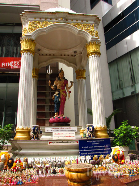 На улице Бангкока, Таиланд / Фото из Таиланда