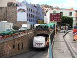 Один из туннелей / Мексика