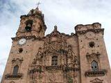 Церковь Сан Каэтано / Мексика