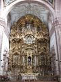 Интерьер церкви / Мексика