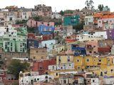 Разноцветные домики / Мексика