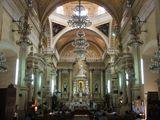 Алтарь церкви / Мексика