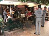 Мариачи в ресторане / Мексика
