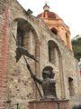 Статуя Дон Кихота / Мексика