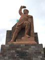 Памятник революционеру / Мексика