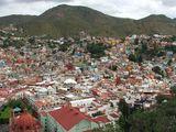 Вид в сторону гор / Мексика