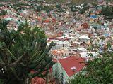 Лабиринт разноцветных домов / Мексика