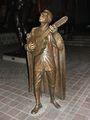 Памятник уличному артисту / Мексика