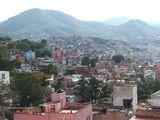 Оптимистичный утренний пейзаж / Мексика