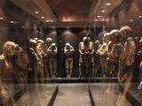 Галерея музея мумий / Мексика