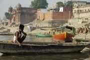 Рыбалка с лодки / Индия