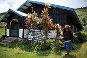 Здание церкви / Папуа-Новая Гвинея