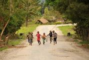 Гнались за нами до следующей деревни / Папуа-Новая Гвинея