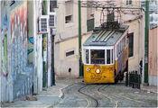 Фуникулер Глория / Португалия