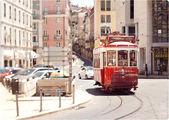 Туристический трамвайчик / Португалия