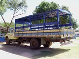 Пантанальский транспорт / Бразилия