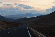 Дорога на побережье / Испания