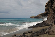 Пляж на восточном берегу Хандии / Испания