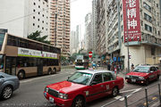 Автомобиль такси / Гонконг - Сянган (КНР)