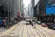 Недорогой вид транспорта - трамвай / Гонконг - Сянган (КНР)