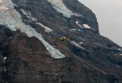 Строительный вертолет / Швейцария